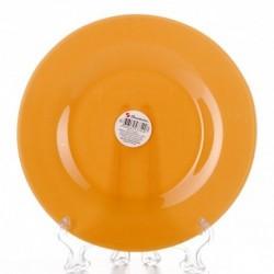 Тарелка десертная 200мм 1шт. ORANGE VILLAGE (D28371)