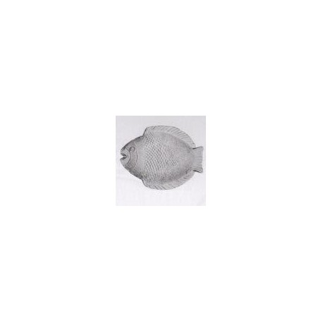 Тарелка 260х210мм 1шт. МАРИН рыба