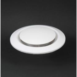 Анемостат (без фланца и без кольца) 125АПВ