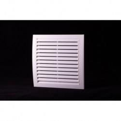 Вентрешетка со шторками (регулир. живое сечение) РРП 220х220