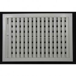 Вентрешетка со шторками (регулир. живое сечение) РРП 220х320