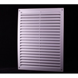 Вентрешетка без шторок (регулир. живое сечение) РР 220х320