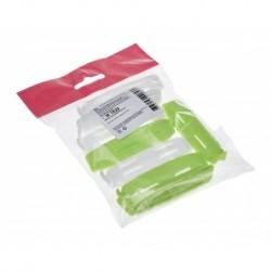 Зажим для пакетов (8шт.) (20x18x80мм)