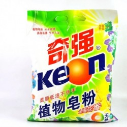 Стиральный порошок бесфосфатный 1058гр KEON (упак.8шт)
