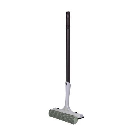 Щетка для мытья окон SVIP  Quadra Line с сеткой и ручкой 44 см