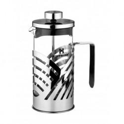 Френч-пресс 600мл для завар. кофе и чая, изгот. из термостойкого стекла и нерж. стали 18/11
