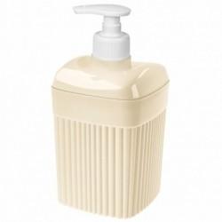 Диспенсер для жидкого мыла VELVET 90х90х177мм, 0,65л