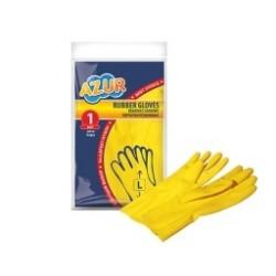 Перчатки резиновые AZUR (XL)