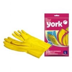 Перчатки резиновые YORK (XL)