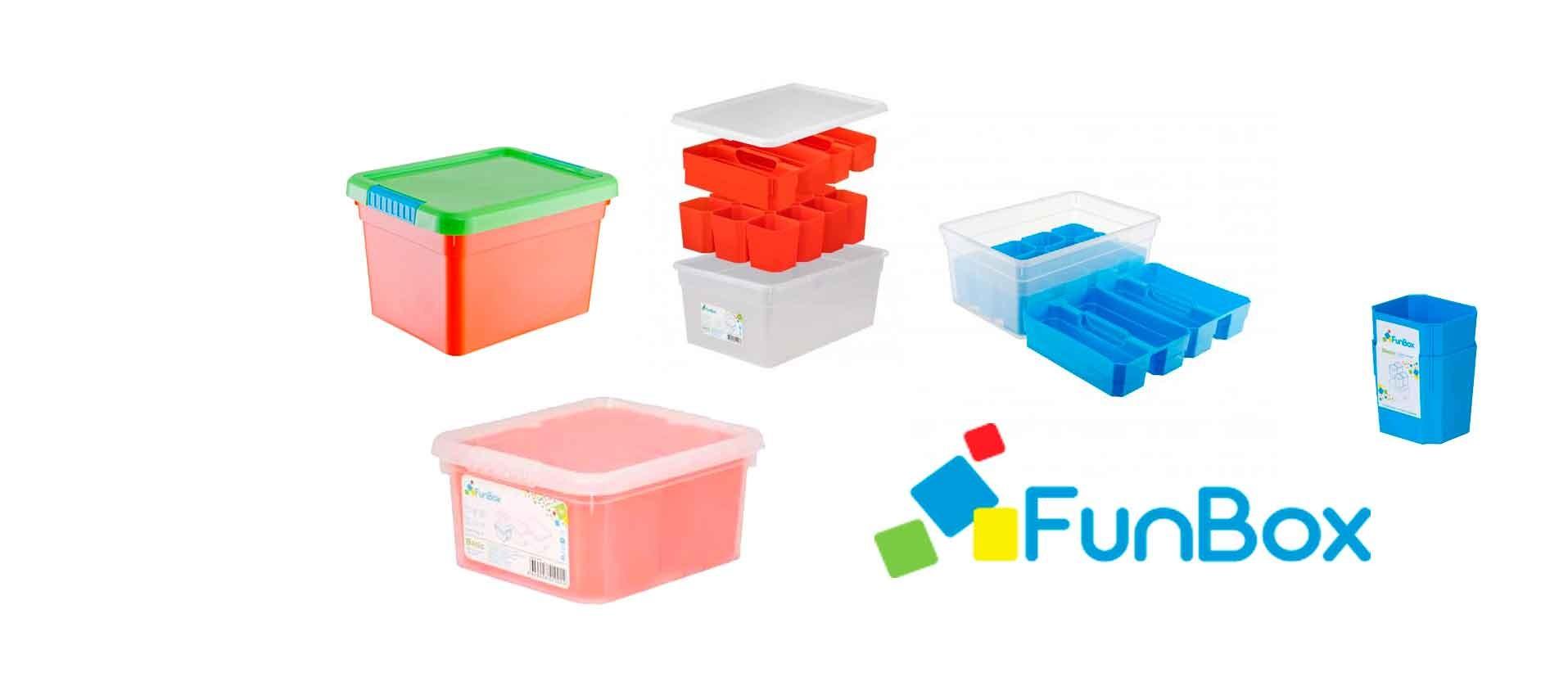 Ящики с вкладышами-вставками